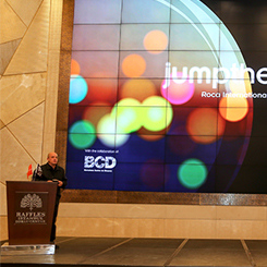 jumpthegap® Yarışması Jüri Üyelerinden Murat Tabanlıoğlu  jumpthegap®(talk)'ta Konuştu