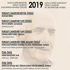 Kepez Belediyesi Turgut Cansever Uluslararası Mimarlık Ödülleri Sonuçlandı