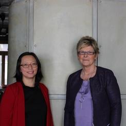 """Lena Mellblad ve Hera Nowak ile """"Erişilebilir Şehir"""" Kavramı Üzerine"""