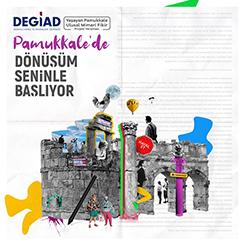 DEGİAD Yaşayan Pamukkale Ulusal Mimari Fikir Projesi Yarışması