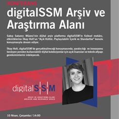 digitalSSM, Arşiv ve Araştırma Alanı Etkinliklerine Devam Ediyor