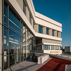 Çankaya Üniversitesi Merkez Kampüsü Spor Merkezi