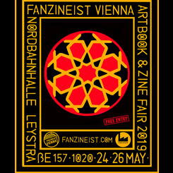 Sanat Kitabı ve Fanzin Tutkunları Viyana'da Buluşuyor