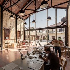 Boğaziçi Üniversitesi Gözlükule Kazısı Araştırma Merkezi'ne Avrupa Kültürel Miras Ödülü