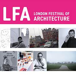 Sınır Açık / Open Boundary Londra Mimarlık Festivali'nde