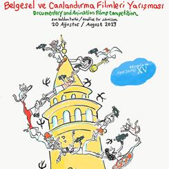 XIII. İstanbul Uluslararası Mimarlık ve Kent Filmleri Festivali Yarışması