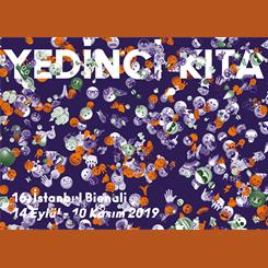 16. İstanbul Bienali ile Farklı Disiplinler Bir Araya Geliyor