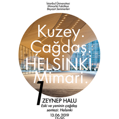 İstanbul Üniversitesi Mimarlık Fakültesi Seminerleri