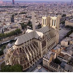 MeMAlondon'dan Notre Dame Katedrali İçin Bir Düşünüş...