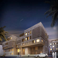 """Avcı Architects """"Al Khobar Mixed Use"""" Projesiyle Ödül Kazandı"""