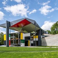 Zürih'teki Le Corbusier Pavyonu'nun  Yeni Yüzü
