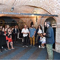 Oliver Heath, 3. 'Biophilic Workshop' İçin İstanbul'daydı