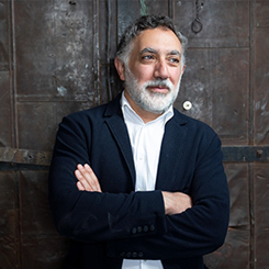 Hashim Sarkis, VitrA ile Tasarım Sohbetlerinde