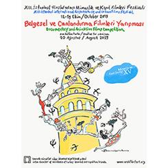 XIII. İstanbul Uluslararası Mimarlık ve Kent Filmleri Festivali Yarışması Finalistleri Belli Oldu