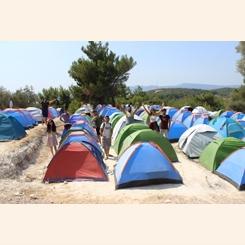 4. HacknBreak: Açık İnovasyon Kampı Urla'da Gerçekleşti