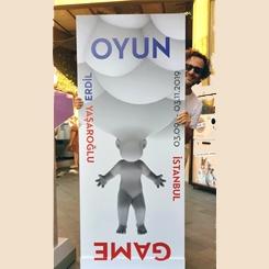 Erdil Yaşaroğlu 'Oyun'