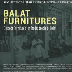Kadir Has Üniversitesi Öğrencileri Balat için Tasarladı