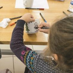 Akbank Sanat'tan  Sömestr Tatilinde Çocuklara Özel Program