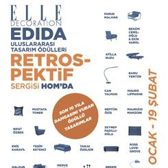 EDIDA Retrospektif Sergisi
