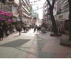 Fethiye Caddesi Yeniden Düzenleme Yarışması