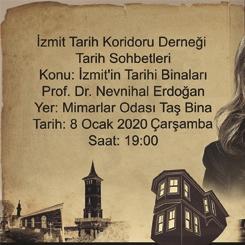 Tarih Sohbetleri: İzmit'in Tarihi Binaları