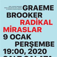 Graeme Brooker: 'Radikal Miraslar'