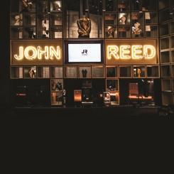 John Reed Fitness Music Club Spor ve Sanatı Buluşturuyor