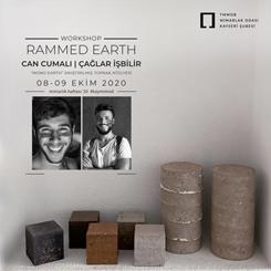 Mono Earth Sıkıştırılmış Toprak Atölyesi I Mono Earth Rammed Earth Workshop