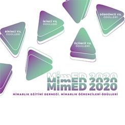 MimED2020 Mimarlık Öğrencileri Proje Ödülleri