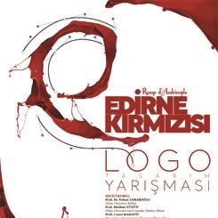 Edirne Kırmızısı Logo Tasarım Yarışması
