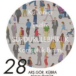 Beyazıt Seminerleri 28: 'Sosyal Sürdürülebilirlik ve Fiziksel Çevre İlişkisi'