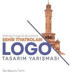 İzmir Büyükşehir Belediyesi Şehir Tiyatroları Logo Tasarım Yarışması