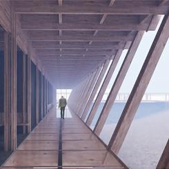 5. Mansiyon; Theodosius Limanı Arkeolojik Alanı Mimari Proje Yarışması