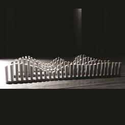 Eren Tümer Mimarlık Ofisi'nin Mes'ud Cemil Mezar Tasarımı Önerisi