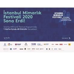 İstanbul Mimarlık Festivali 2020 Sona Erdi