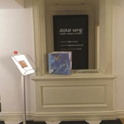 Ebru Uygun'un 'Hayatı Odalara Böldüm' Dijital Sergisi Yayında