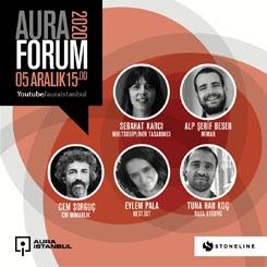 Tasarımcılar AURA Forum'da Buluşmaya Devam Ediyor