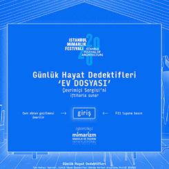 'Günlük Hayat Dedektifleri' Sergisi Mimarlık Festivali Kapsamında Açıldı