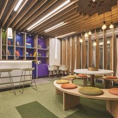 Eda Tahmaz'dan Sürdürülebilir Kriterler Doğrultusunda Mutlu Bir Ofis Yaratmanın Püf Noktaları