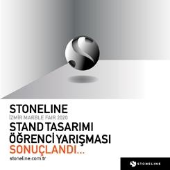 Stoneline Fuar Stand Tasarımı Öğrenci Yarışması 2020 Sonuçlandı