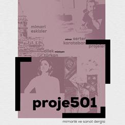 Proje501; Mimarlık ve Sanat Dergisi