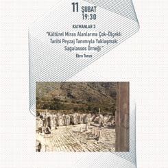 """""""Kültürel Miras Alanlarına Çok-Ölçekli Tarihi Peyzaj Tanımıyla Yaklaşmak: Sagalassos Örneği"""""""