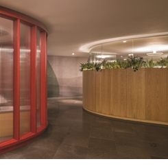 Petrol Ofisi Yönetim Ofisi Projesinde Lagranja Design İmzası
