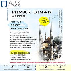 Eskizlerle Mimar Sinan'ı Anlamak Eskiz Yarışması