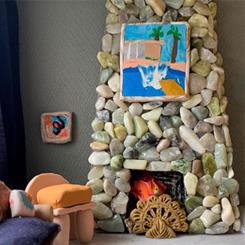 Evde Kalanlardan 10 Minyatür Ev
