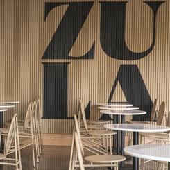 URBANJOBS'tan Kişilikli ve Dingin Bir Mekan Tasarımı: Zula Zorlu