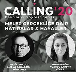 Calling'20 Söyleşilerinde Bu Hafta