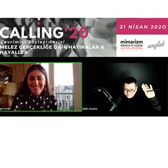 Calling'20'de Kültür ve Sanat Konuşuldu