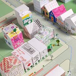 Foster&Partners'tan Çocuklar için Mimarlık Oyunları
