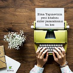 Elma Yayınevi Korona Günlerinin Kitabını Yazmaya Çağırıyor